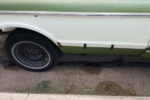 1971 Chevrolet C-10