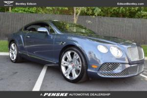 2016 Bentley Continental GT 2dr Coupe V8