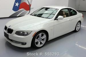 2011 BMW 3-Series 328I COUPE SPORT AUTOMATIC LEATHER XENONS