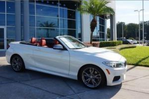 2016 BMW 2-Series M SPORT-ONLY 4K MILES