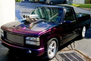1993 Chevrolet Silverado 1500 C-10 C/K1500 OTHER SIERRA SUPERCHARGED TRUCK C15