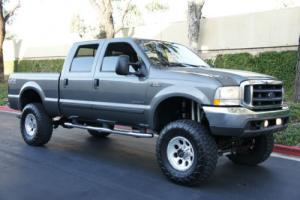 2002 Ford F-250 POWER STROKE 4x4 DIESEL 7.3L