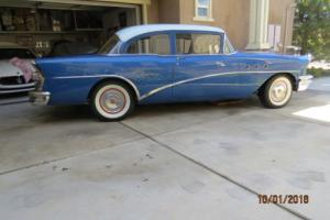 1955 Buick Special 2 Dr Post
