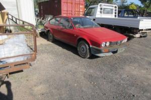 Alfa Romeo 1982 in QLD