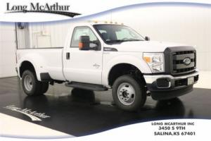 2016 Ford F-350 XL 4X4 POWER STROKE DIESEL MSRP $49520