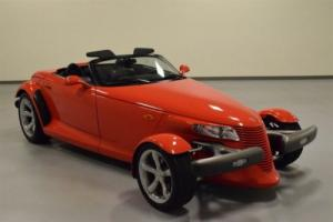 1999 Plymouth Prowler 2dr Roadster