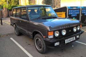 1990 Range Rover Classic Vogue SE