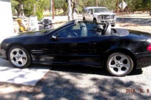 2004 Mercedes-Benz SL-Class Base +