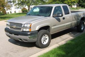 2004 Chevrolet C/K Pickup 2500