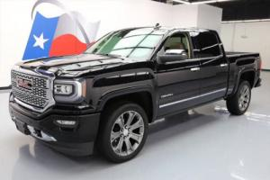 2016 GMC Sierra 1500 SIERRA DENALI CREW CAB 4X4 SUNROOF NAV 22'S Photo