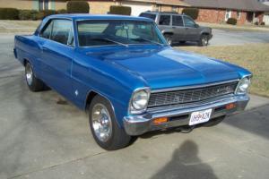 1966 Chevrolet Nova SS (clone)
