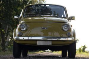Classic Fiat 500 with round speedo, fully restored!! Photo