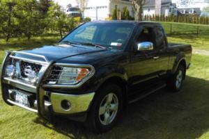 2005 Nissan Frontier LE EXT CAB 4X4
