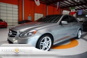 2014 Mercedes-Benz E-Class E350 Sport
