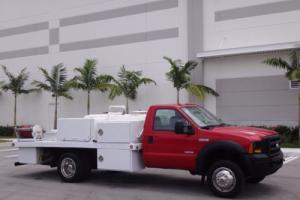 2005 Ford F-450 Pesticide Lawn Care Spray Truck