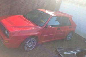 1993 LANCIA DELTA INTEGRALE EVOLUTION 2 LHD 89000 VERY GOOD CONDITION BARN FIND