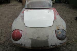 1963 Lotus Elan S1 LHD Restoration Project