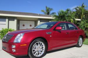 2010 Cadillac STS 4 AWD