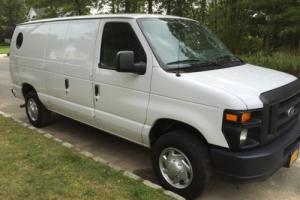 2014 Ford E-Series Van Econoline XLT