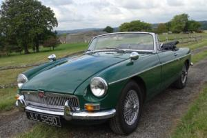 Charming and characterful 1966 Mk1 MGB Roadster,with overdrive,lovely condition.