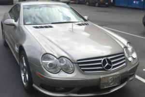 2003 Mercedes-Benz 500-Series SL