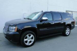 2008 Chevrolet Suburban LTZ 1500 4x4 4dr SUV