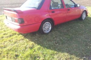 CLASSIC FORD SIERRA 2.0I COSWORTH REP !!! PROJECT RESTORATION.NO WELDING !!