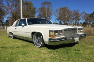 1984 Cadillac Coupe Deville Lowrider Impala Lincoln Chev Buiick Pontiac in NSW