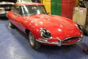 1967 JAGUAR E TYPE  SERIES 1 COUPE