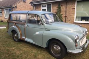 Morris Minor Traveller 1971 Photo