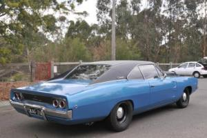 1968 Dodge Charger 500CI Stroker 727 Auto Tough PRO Street CAR in VIC