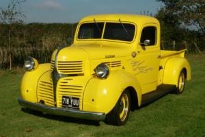 1939 DODGE HALFTON SHORTBED TRUCK Photo