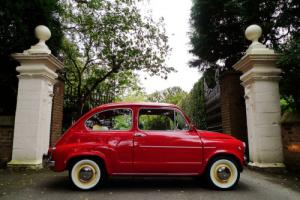 FIAT 600D - 1965 - SUPERB THROUGHOUT - 1 PREVIOUS OWNER -TAX EXEMPT- NOT 500 Photo