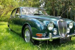1964 Jaguar S Type 3.8 (Manual o/d)
