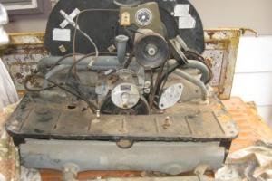 VW Industrial Motor EX Army Incomplete 1 in NSW Photo