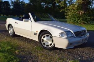 1994 Mercedes-Benz R129 500SL