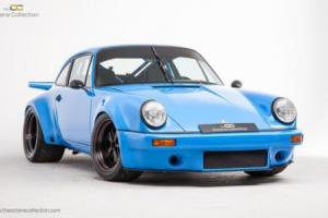 Porsche 911 RSR IROC // Significantly reworked '74 Donor car // Mexico Blue