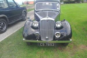 ROVER 12HP 1938,good condition but needs new clutch Photo