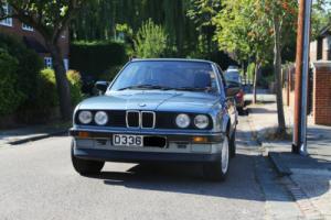 1987 BMW 320I AUTO BLUE 2Door 44,000 miles