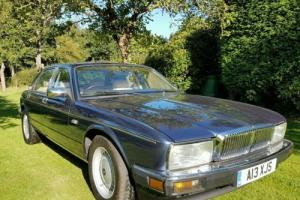 Daimler Sovereign 4.0 litre, 1989, 32700 miles from new - totally immaculate for Sale