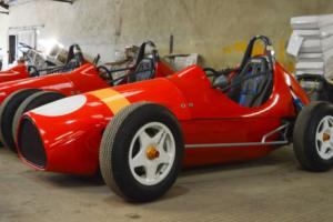 Formula Classic single seater racing car track day car Millington Engine
