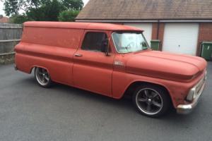 Chevy C10 Panel Van