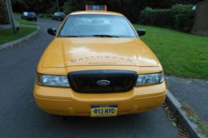 1999 MERCURY YELLOW