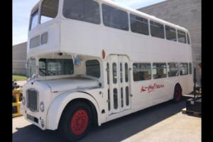 1962 Bristol Double Decker Bus