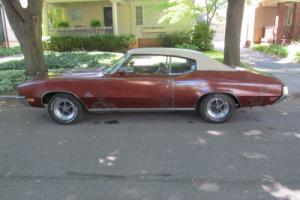 1971 Buick GS Sport Coupe Stage 1
