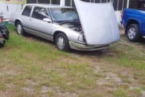 1986 Buick Electra 2 door coupe Photo