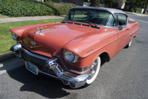 1957 Cadillac DeVille COUPE DE VILLE - STUNNING EXAMPLE!