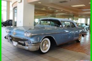 1958 Cadillac Eldorado Series 62 Biarritz