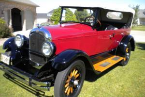 1926 Chrysler Touring Car