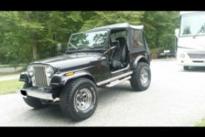 1984 Jeep CJ CJ7 Photo